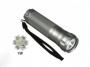 Baterka s Luxeon-LED 1W