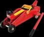 Hydraulický zdvihák kolieskový 2T