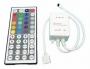IR ovládač RGB LED pásov 44 tlačidlový