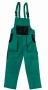 Montérkové nohavice na traky EMIL