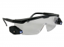 Ochranné okuliare s LED