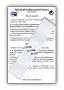 Reflexná páska nažehlovacia - 50 cm