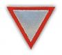 Reflexná Nažehľovačka - Trojuholník