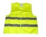 Reflexná  vesta -XL,žltá