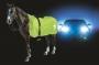 Reflexná bezp. deka pre koňa