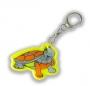 Reflexný prívesok - korytnačka