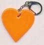 Reflexný prívesok Srdce