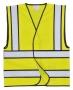 Reflexná vesta pre dospelých PW-10 ks