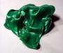 Inteligentná plastelína Smaragdová zelená