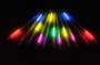 Svietiace slamky MiX farieb-50 ks