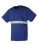 Tričko s reflexným pásom - MENDOZA