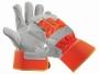 Výstražné rukavice- 12 párov